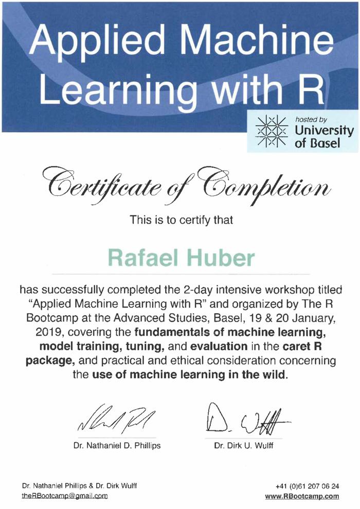 Machine-Learning-Dr.Rafael-Huber