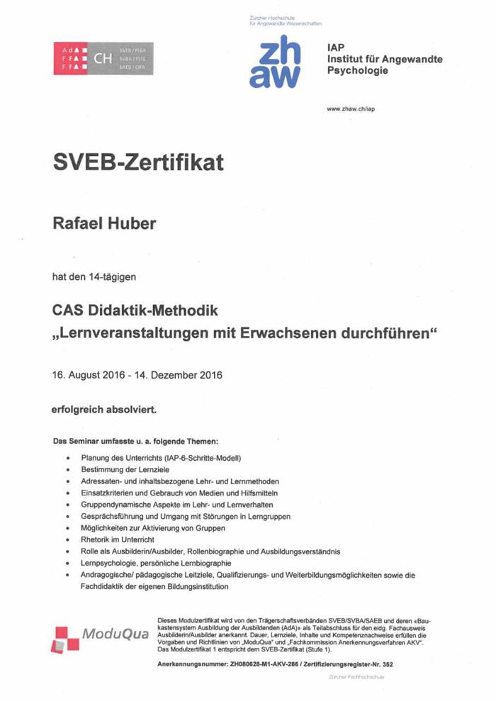 SVEB-Zertifikat-S1-Dr.Rafael-Huber